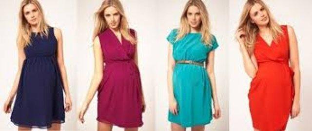 Модные тенденции в одежде для беременных