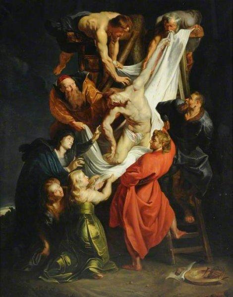 Картину с изображением Иисуса заблокировали в Facebook