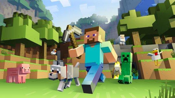 50 тысяч геймеров в Minecraft были поражены вирусом